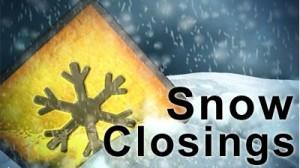 Snow Closing