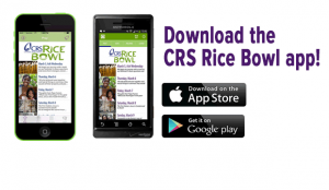 CRS Ricebowl App