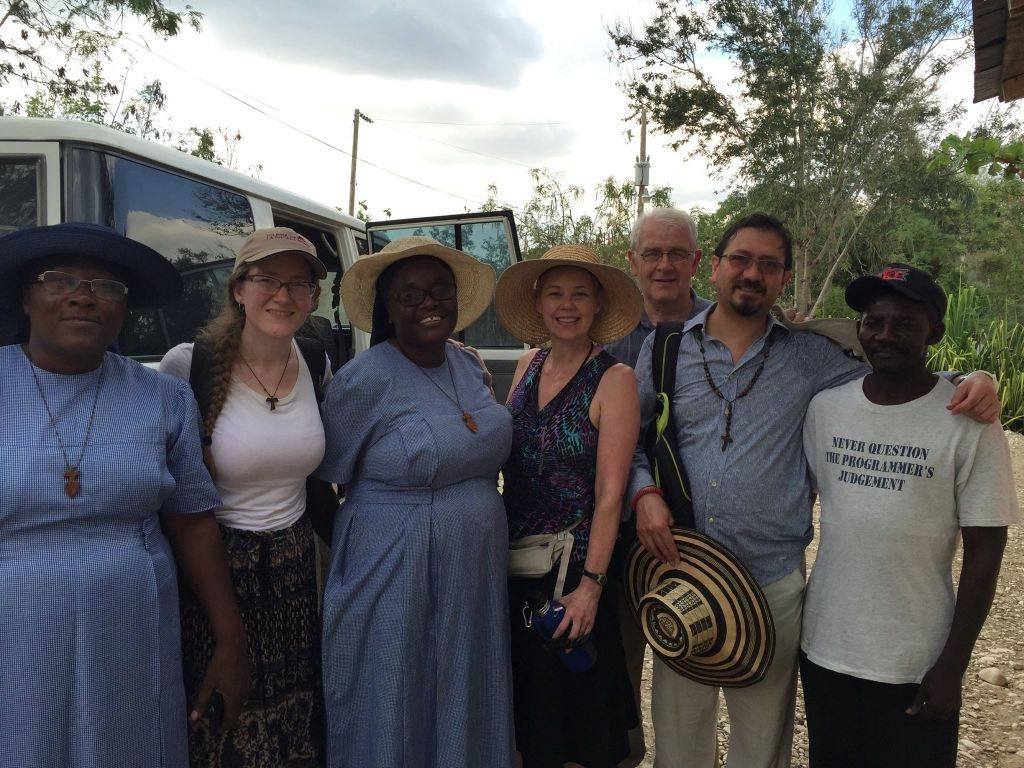Trip to Haiti in April 2016