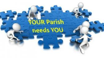 Your Help Needed at Parish