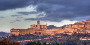 Retreat to Assisi- April 11-19, 2018